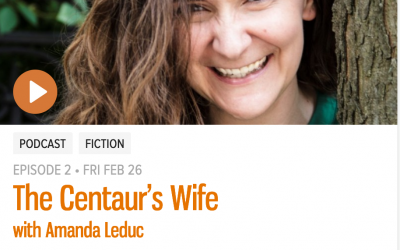 Ottawa Writer's Festival Podcast with Julie S. Lalonde