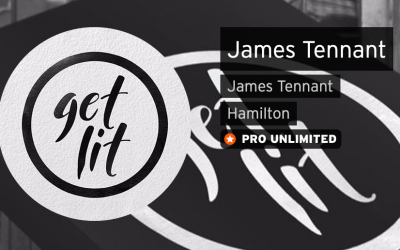 Get Lit Podcast with Jamie Tennant